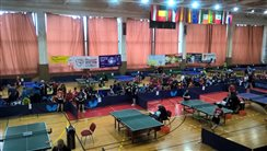 Slovak Open Malacky, Mini & Minimini Cadets Table Tennis Competition, 10. - 12. marca